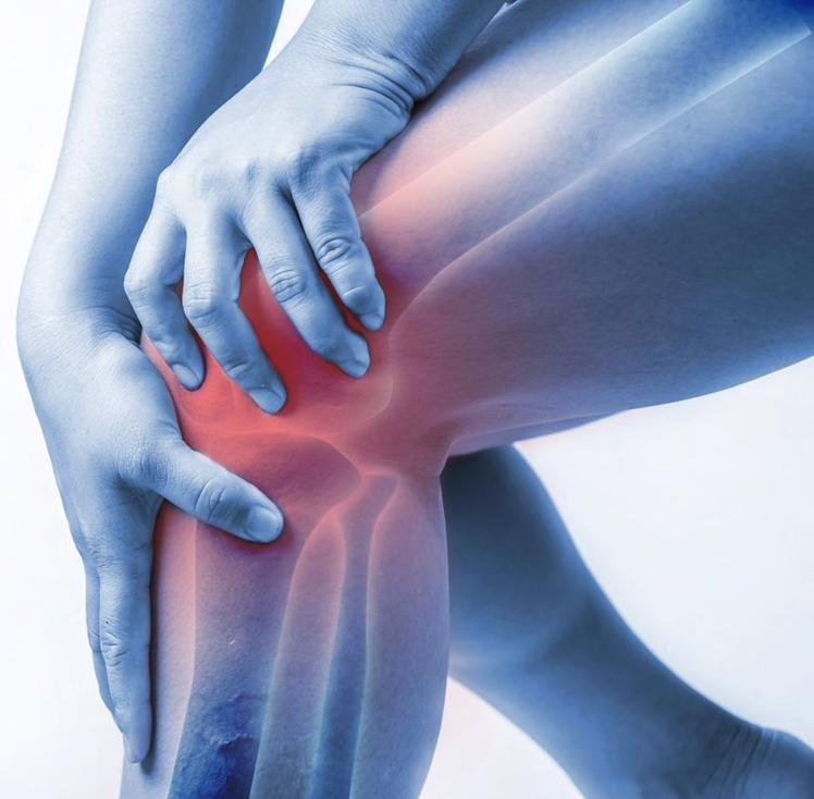 Gigt og knæ smerte, behandling med Akupunktur